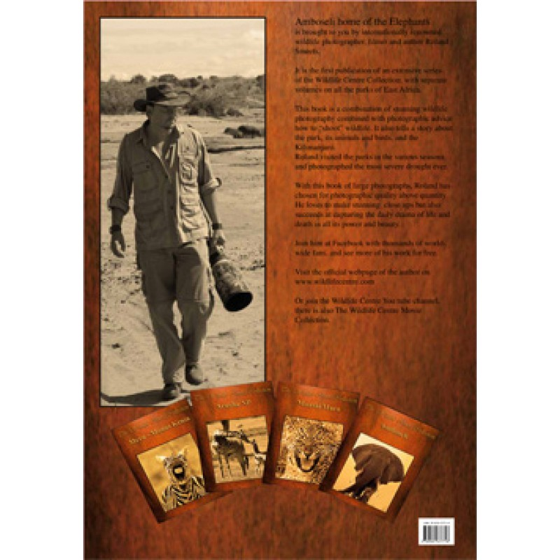 Back Photobook Amboseli National Park in Kenya