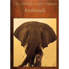 Cover Photobook Amboseli National Park in Kenya